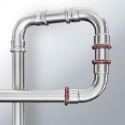 Системы напорных трубопроводов Geberit